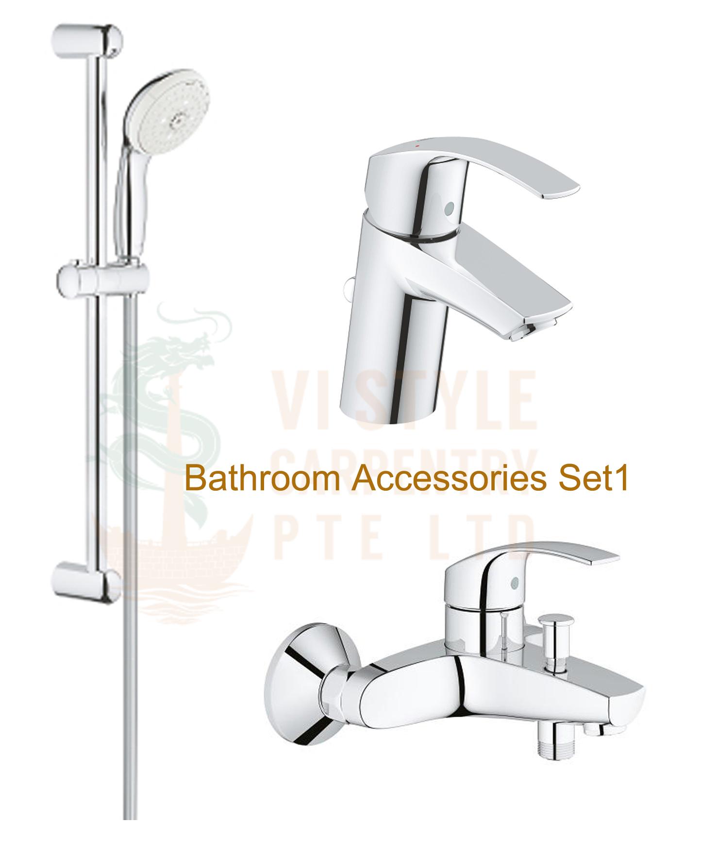 Bathroom Accessories 1 Vi Style E